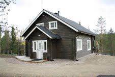"""Cottages """"Inkeen Mökit"""" in Taivalkoski, Lapland, Finland www.inkeenmokit.fi"""