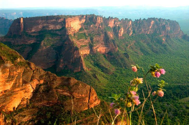 Brasil - Mato Grosso: Parque Nacional Chapada dos Guimarães