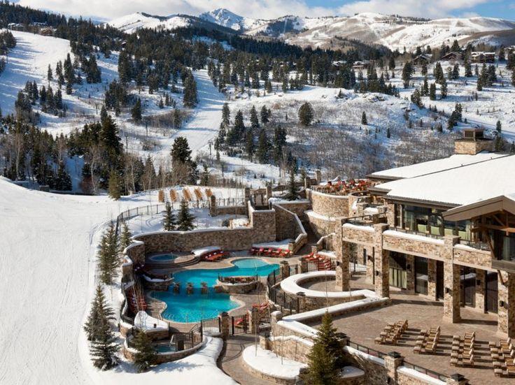 Best Ski Vacations Winter Getaways Images On Pinterest Best - North americas best mountain resorts