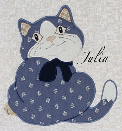 ~ Julia ~ The Pussy Willow Gang