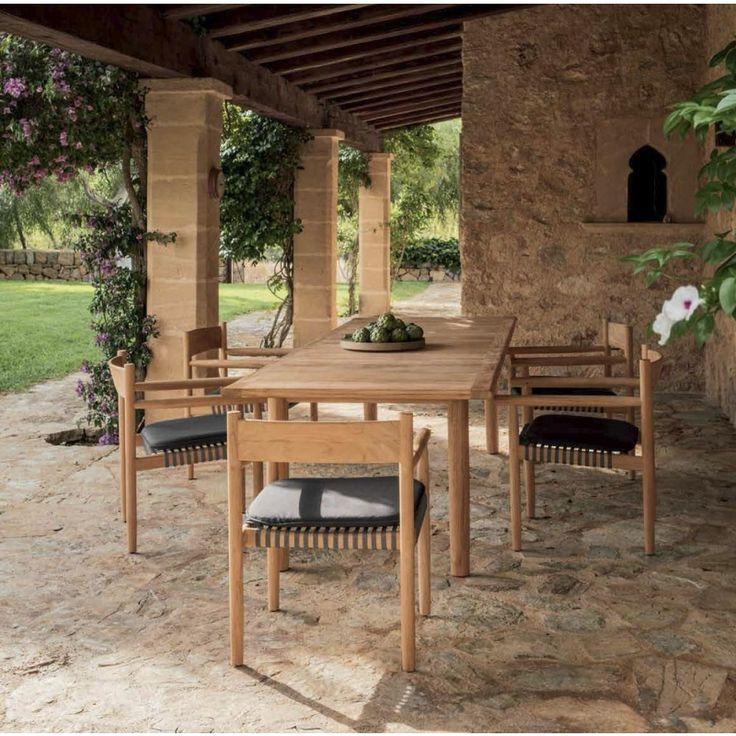 dedon tibbo essgruppe dedon pinterest. Black Bedroom Furniture Sets. Home Design Ideas