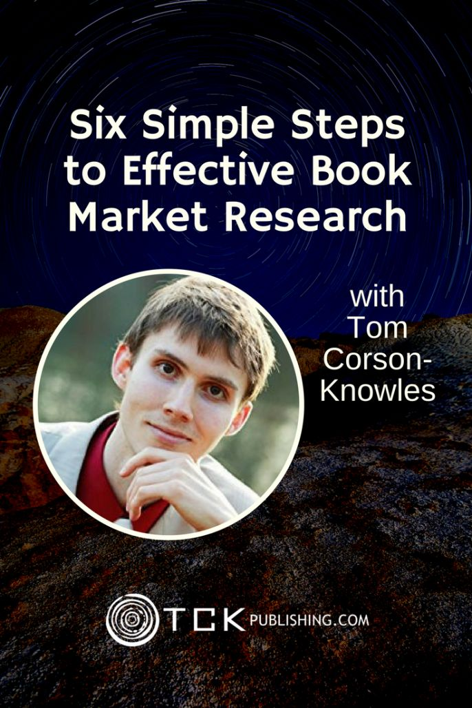 In this episode of the podcast, join Tom Corson-Knowles to learn how you can reach bestseller status by doing smart market research before you even write your book.