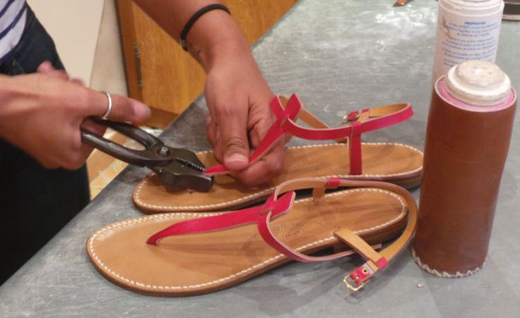Interview with Alain Rondini, The Tropezian Sandals