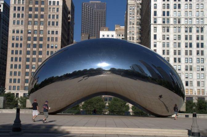 AMERIKA: Chicago er USA tredjestørste by – lidt overset af turisterne fra Europa, måske, men der er al mulig grund til at besøge byen. #USA #Amerika #ferie #rejser