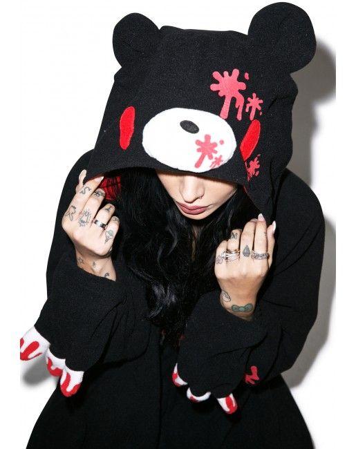 Sazac Gloomy Bear Kigurumi | Dolls Kill