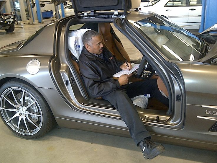 Certified Service Advisor |   Mervin Abrahams | Understand what a Mercedes Client expect, delivers it consistently