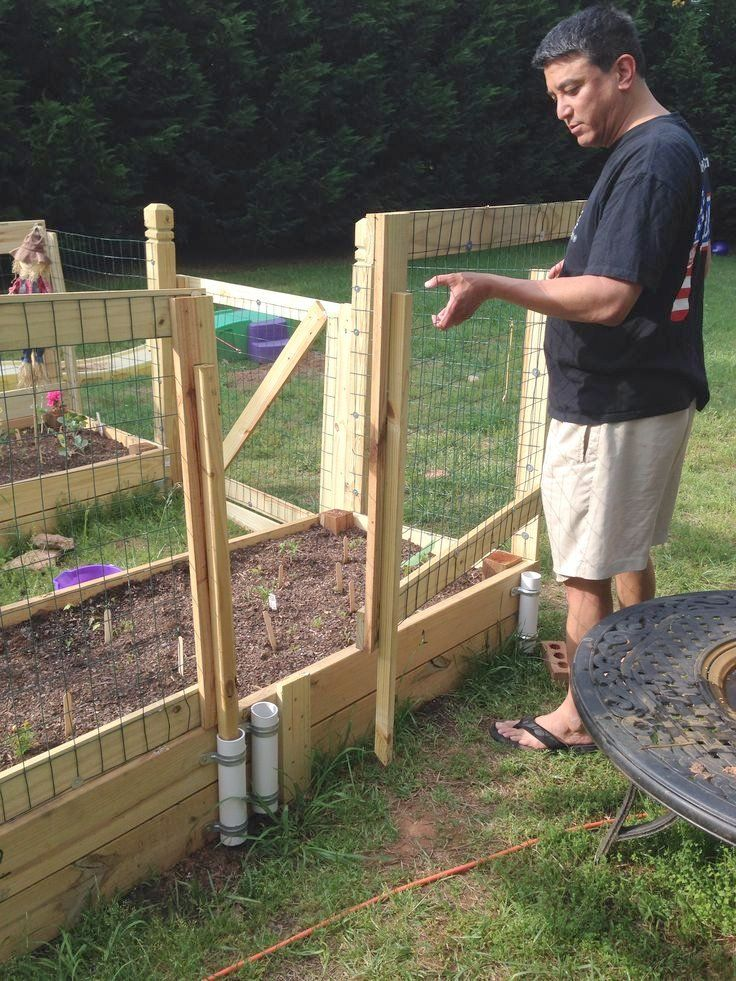 Good Removable Garden Fence How To Keep The Garden Fencing In Good
