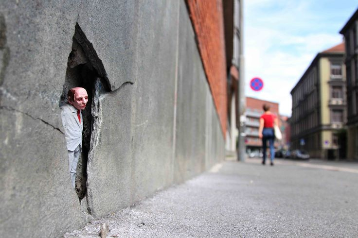 INSTAGRAFITE: INTRODUCING…NUART RAD (RIVER ARTS DITRICT) WITH ISAAC CORDAL 12/08/2017