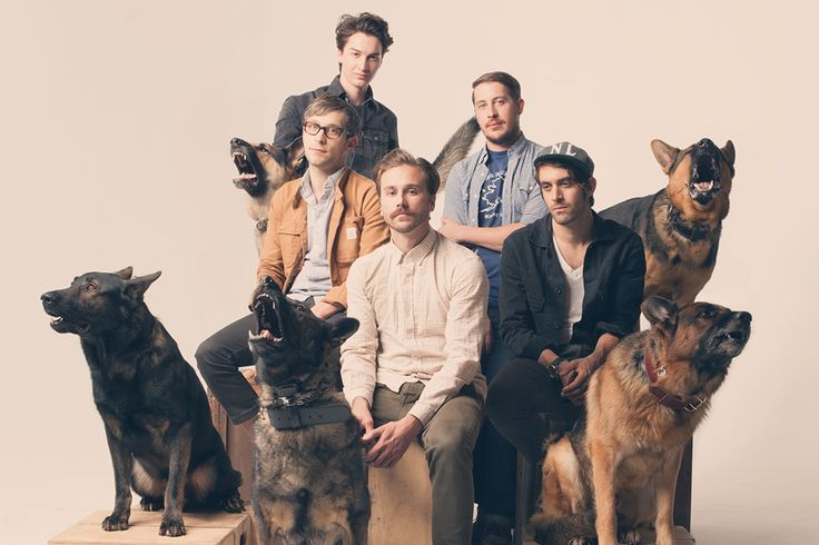 Love the pups.. Portugal. The Man is okay, I guess.