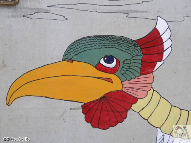 made by Philip, Vogelrock zijn Efteling herinnering