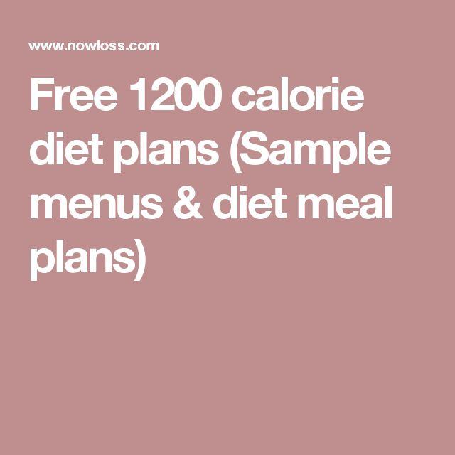 healthy sample menus for teens