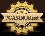 Hallo bei 7Casinos.net! Du findest hier die beliebtesten deutschen Online Casinos, immer aktuell, sicher und qualitativ.
