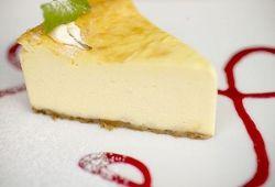 Сырный пирог без сахара