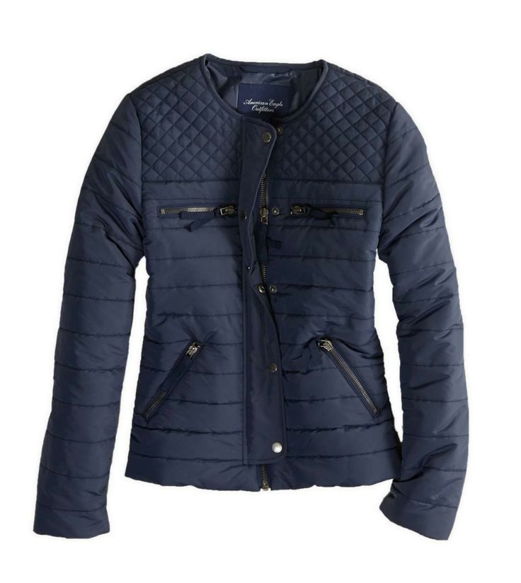 Love this navy Jacket!