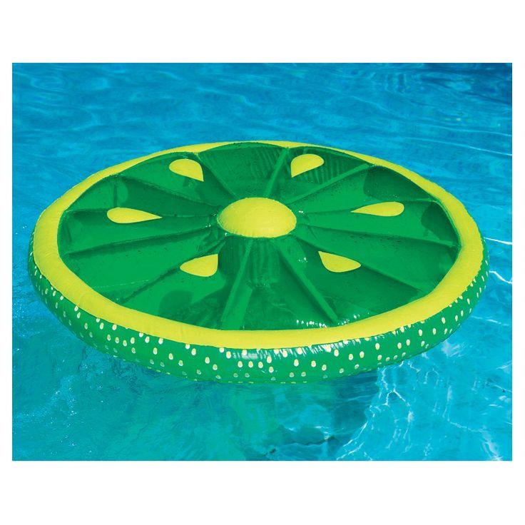 Swimline Fruit Slice Inflatable Island | Inflatable Floats
