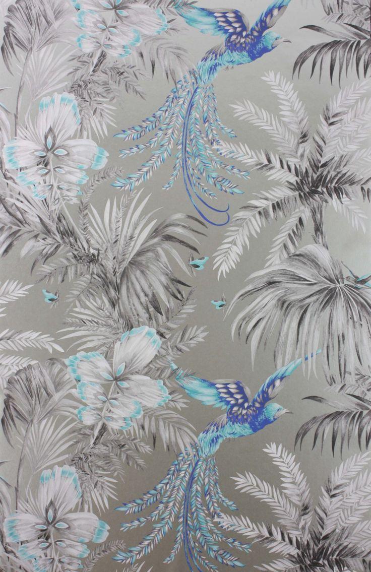 39 Best Bedroom With Bird Wallpaper Images On Pinterest Bird