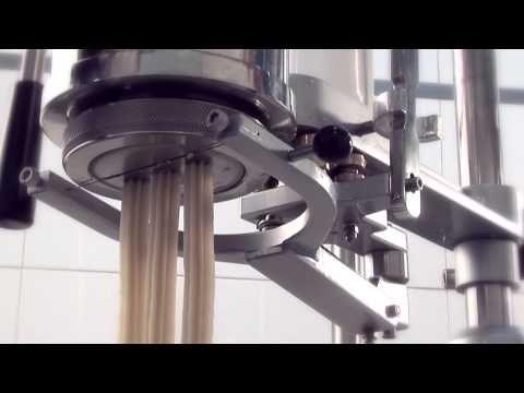 Maquina para churros 2 velocidades - YouTube
