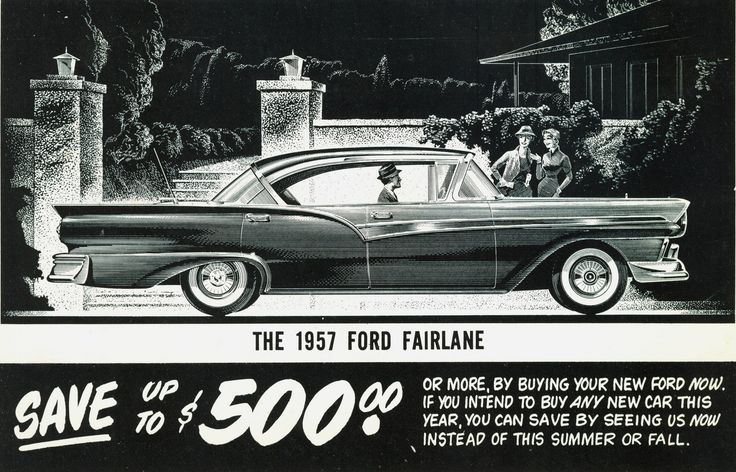 17 Best Ideas About Ford Fairlane On Pinterest Classic