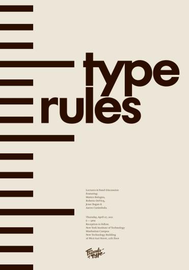 Designspiration — Friends of Type
