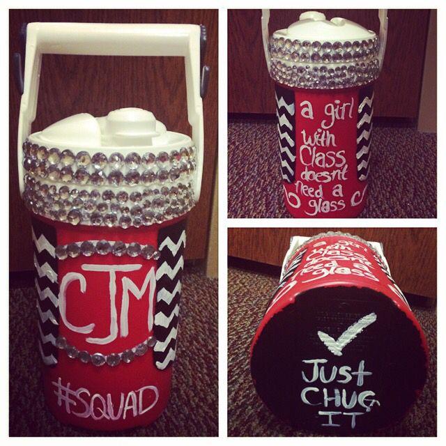 Chug Jug for Spring Break 2015 ️☀️ | Coolers! | Pinterest ...