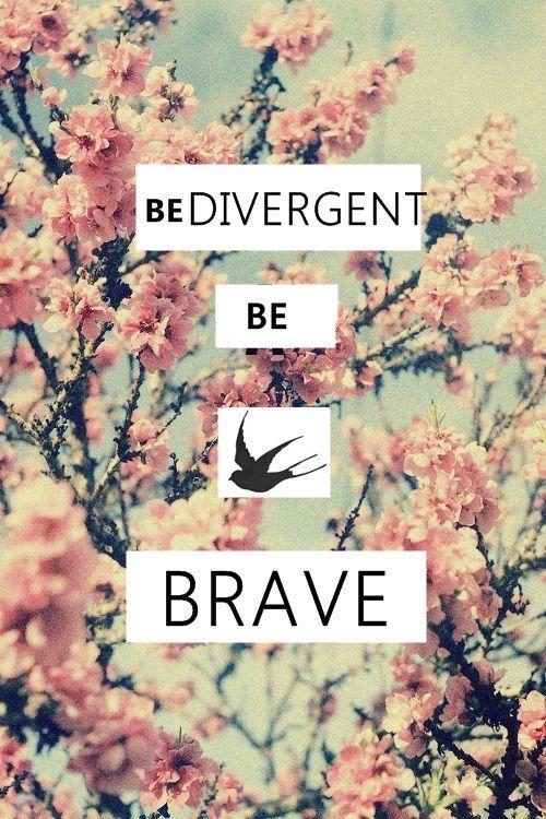 DIVERGENTE <3 love it