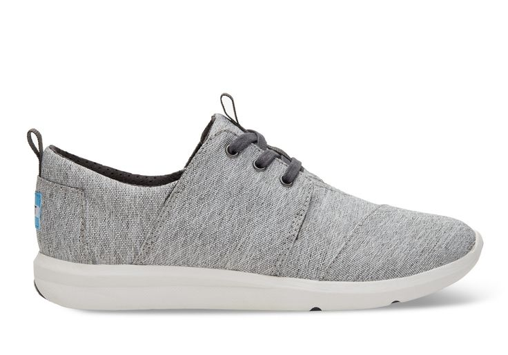 The Del Reys take the sneaker in a different direction. Featuring grey diamond mélange upper and a lightweight sole, they're the perfect go-to sneaker for those with a distinct sense of style.