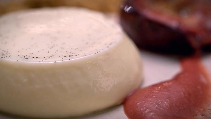 Your taste buds will dance with the sweet creamy flavours and the sour of the plums