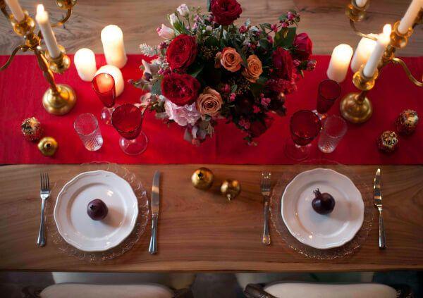 Свадьба в бордовых тонах (Яна и Михаил)