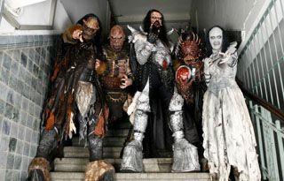Lordi (Foto: Public Address)