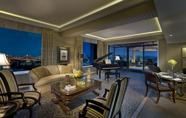 Our Stamford suite -the ultimate in Brisbane Hotel luxury