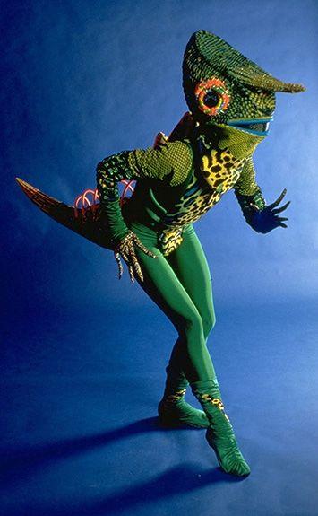 Jackson #Chameleon #lizard #costume