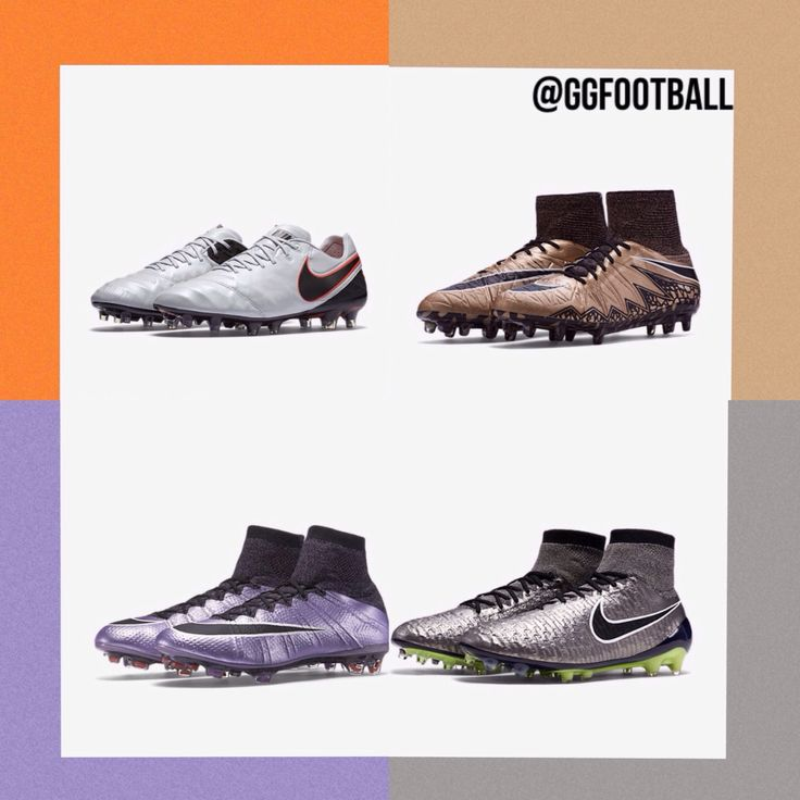 Nike Liquid Chrome Pack
