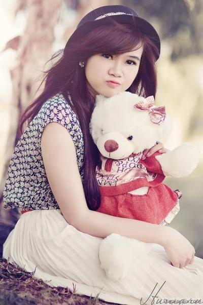 cute profile pics girls