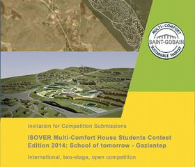ISOVER Multi-Comfort House Students Contest 2014 Edition http://www.isover.co.uk/saint-gobain-multi-comfort/competition