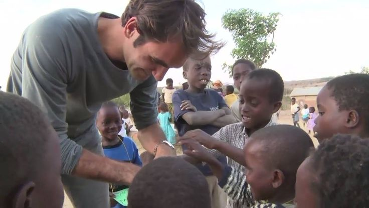 Roger Federer invites you to join him and Andy Murray for the Match for Africa 3  Watch it LIVE Monday at 2 PM ET on Tennis Channel!