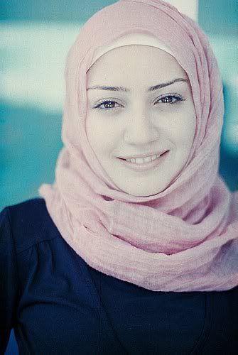 Beautiful Muslimah. Традиционная одежда: Мусульманский хиджаб. - Красота, вдохновленная природой