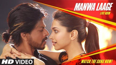 """""""Manwa Laage"""" Super Romantic Song By Arijit Singh And Shreya Ghoshal From Happy New Year Movie."""