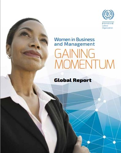 Women in Business and Management (EBOOK) http://ilo.org/wcmsp5/groups/public/---dgreports/---dcomm/---publ/documents/publication/wcms_316450.pdf This report highlights the business case for gender diversity and the obstacles women still face as well as ways to move ahead, underlining the fact that women's presence in the labour market is increasingly significant for economic growth and development at both enterprise and national levels.