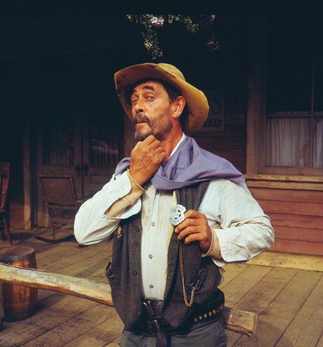 Still of Ken Curtis in Gunsmoke