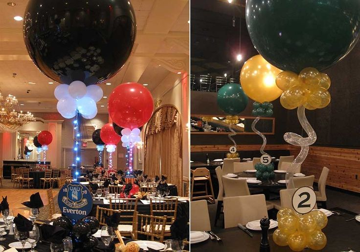 Hi Divas, In November I should celebrate my sweet sixteen birthday and I was thinking about the centerpieces I should use . Grandma Susan and Mom told me to go for Balloons as a centerpieces !!! I was wondering if you girls help me pick a centerpiece from these pictures To decorate the tables …