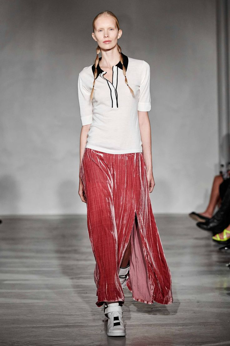 Spring/Summer 2015 Woman Collection - Espace Commines, Paris. www.hope-sthlm.com