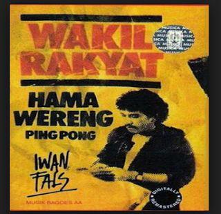 Lagu Mp3 Iwan Fals Album Wakil Rakyat
