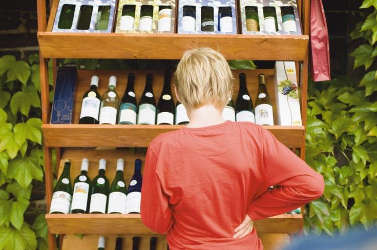 Jaarlijks trekken veel mensen naar de wijnfeesten in Cochem...