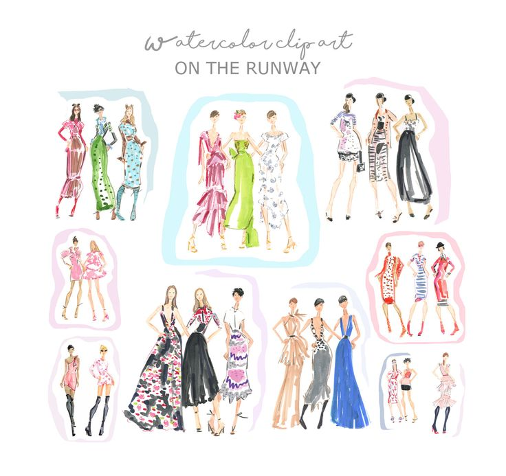 1000 Images About Fashion Illustrations On Pinterest: 1000+ Images About Timeless Fashion Illustration On
