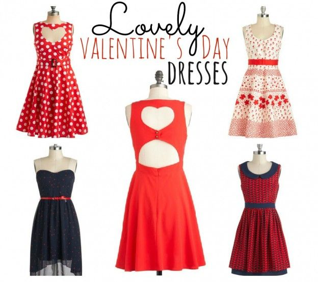 Valentineu0027s Day Party Dresses