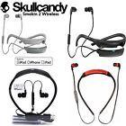 New Skullcandy SMOKIN BUDS 2 Wireless Bluetooth Earphones with Mic Black white #ad