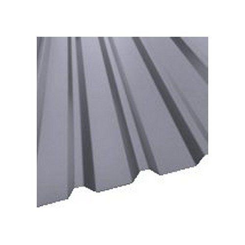 """2M (6'0"""")  CA32/1000 Plastic Coated Steel Merlin Grey"""