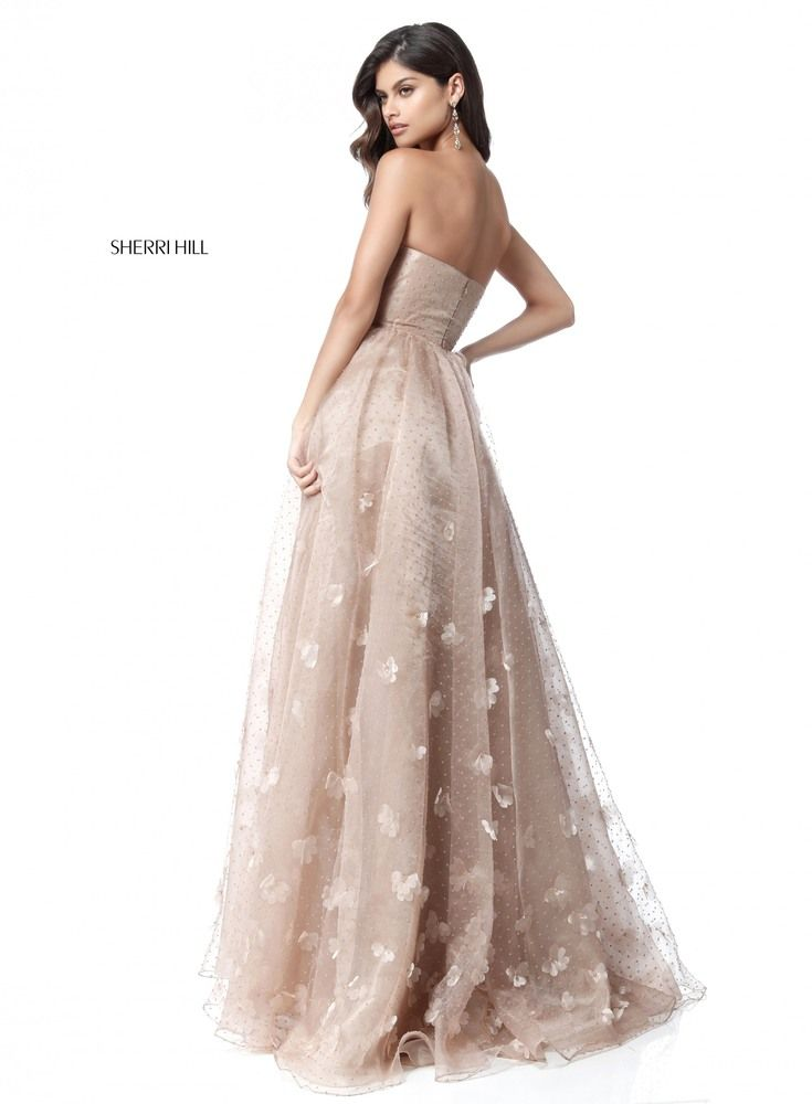 1ece97b1c265 SHERRI HILL 51625 | Spring 2018 Collection Preview in 2019 | Prom ...