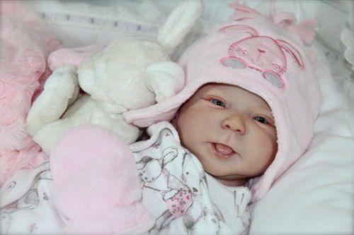 Cheza Baby Reborn baby girl PROTOTYPE Cathy - Olga Auer IIORA | eBay