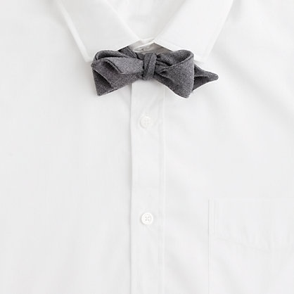 Flannel Bow TieFlannels Bows, Bows Ties, Style, Ties Bowties, Bow Ties, Gray Bows, Bowties 52